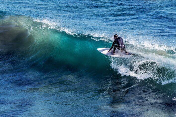 Surfeur © Pixabay