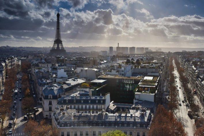 Ville de Paris © Paul Henri Degrande