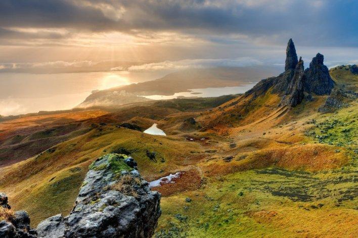 Montagne © Frank Winkler