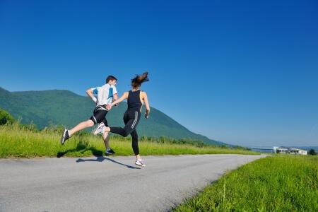 Journée mondiale de la course à pied © Dotshock