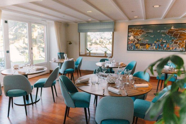 restaurant Villa Tri Men