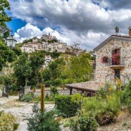 Habitations des Abruzzes