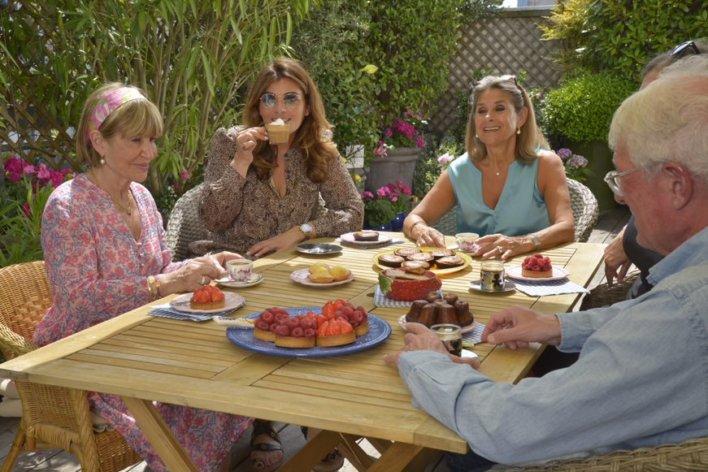 Nicole et ses amis