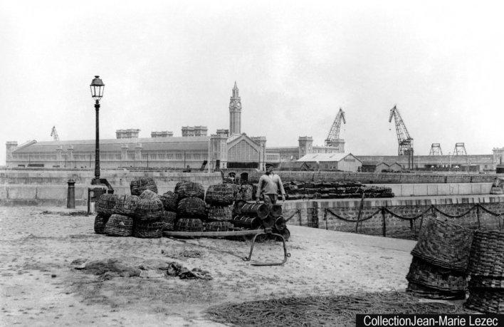 La Gare Maritime Transaltlantique des années 30