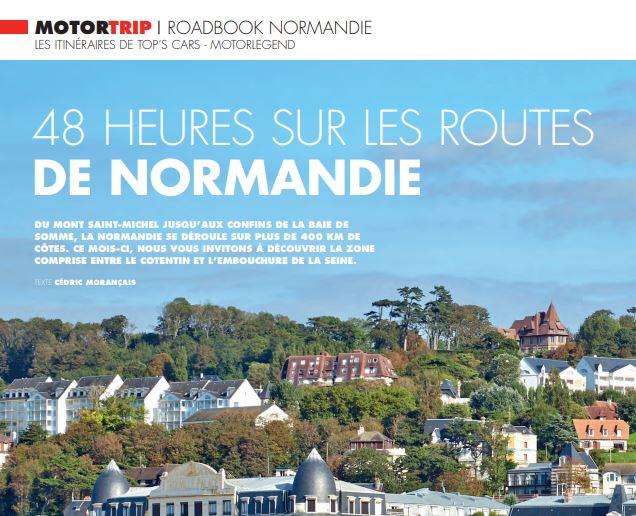 48h en Normandie avec Top's