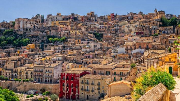 Ville en Sicile