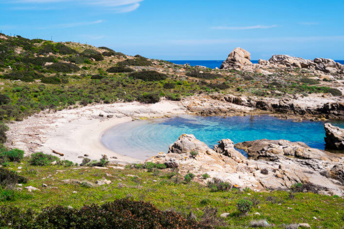 Sardaigne Golfe d'Asinara Cala