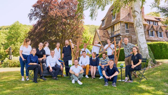 La famille des Jardins de Coppelia