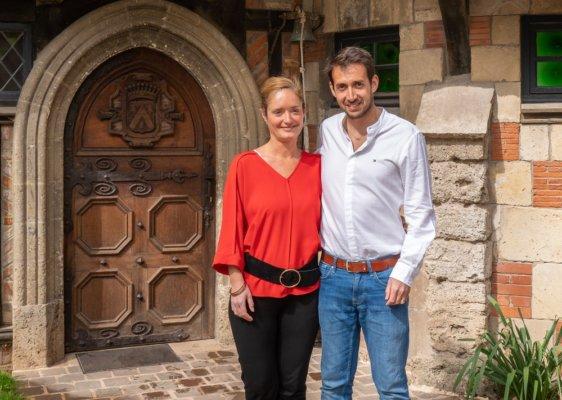 Alexandra et Grégory