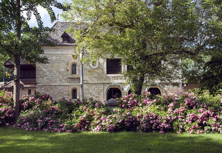 maison de pierre typique bourgogne